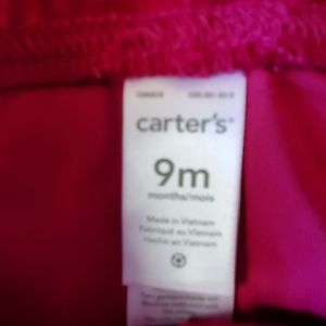 Carter's Bottoms - Carter's leggings